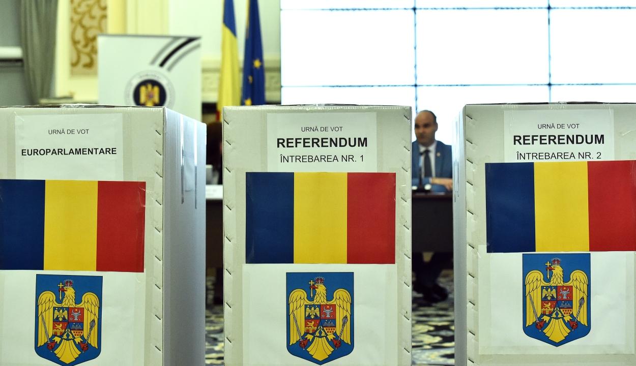 EP-választás: 48,95%-os részvételi arányt jegyeztek urnazáráskor
