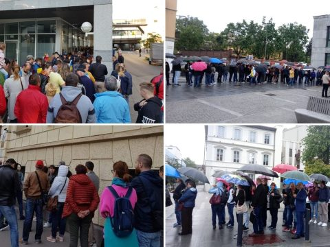 USR: a kormánykoalíciónak nem célja kideríteni az igazságot a választásokkal kapcsolatban