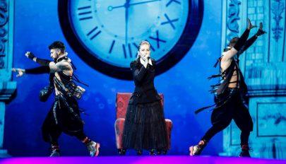 Eurovíziós Dalfesztivál: nem jutott a döntőbe a Romániát képviselő Ester Peony