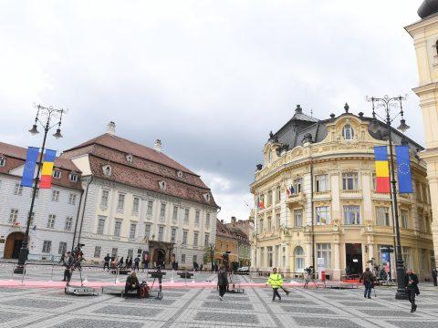 Megkezdődött Nagyszebenben az állam- és kormányfők informális találkozója