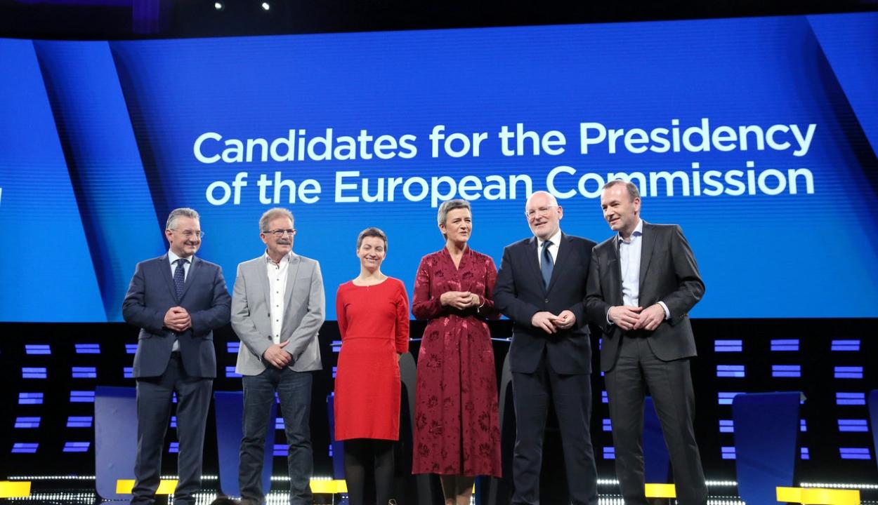 Weber: közelebb kell hozni Európát az emberekhez, új kezdetre van szükség