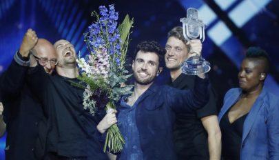 Eurovíziós Dalfesztivál: Hollandia győzött a döntőben