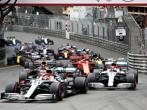 Forma-1: Hamilton győzött Monacóban és növelte előnyét az összetettben