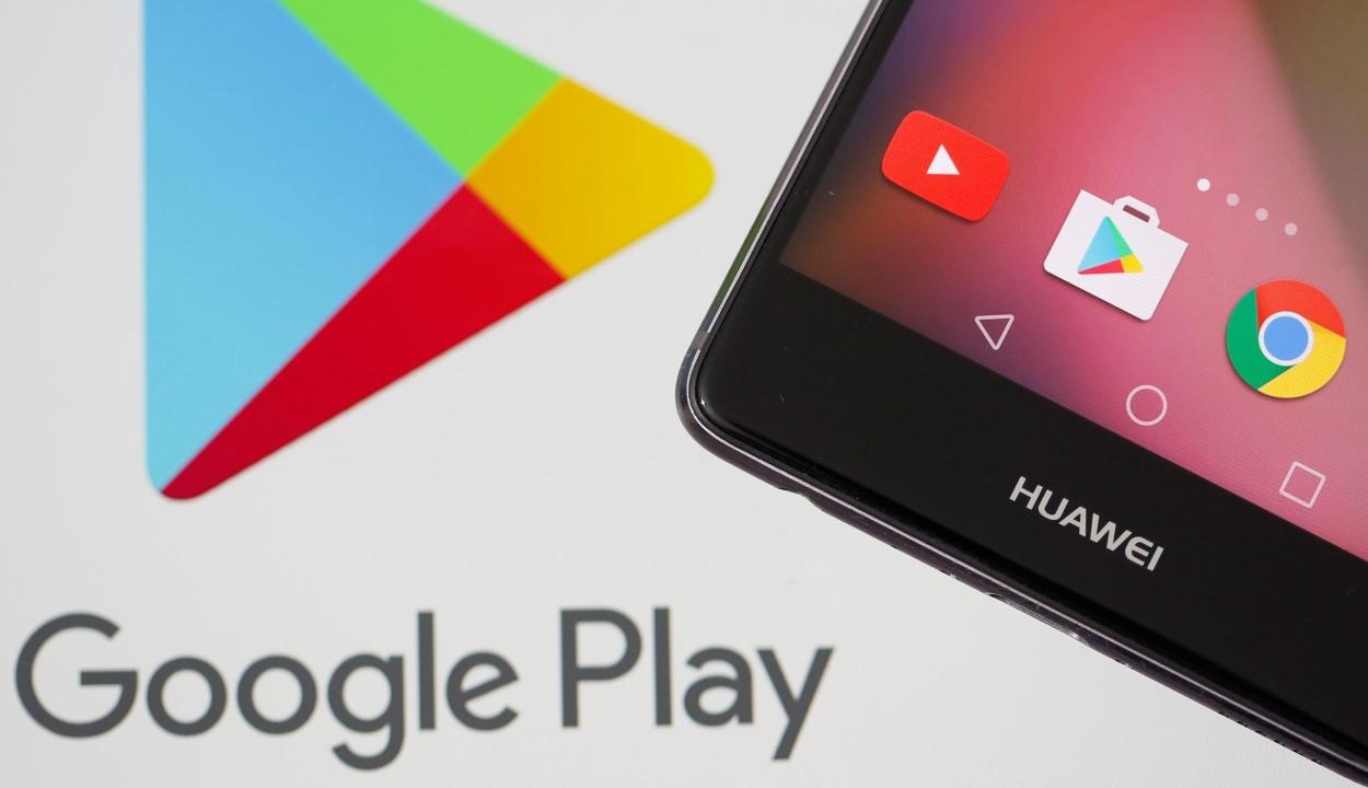 Új operációs rendszerrel helyettesítené a Huawei az Androidot