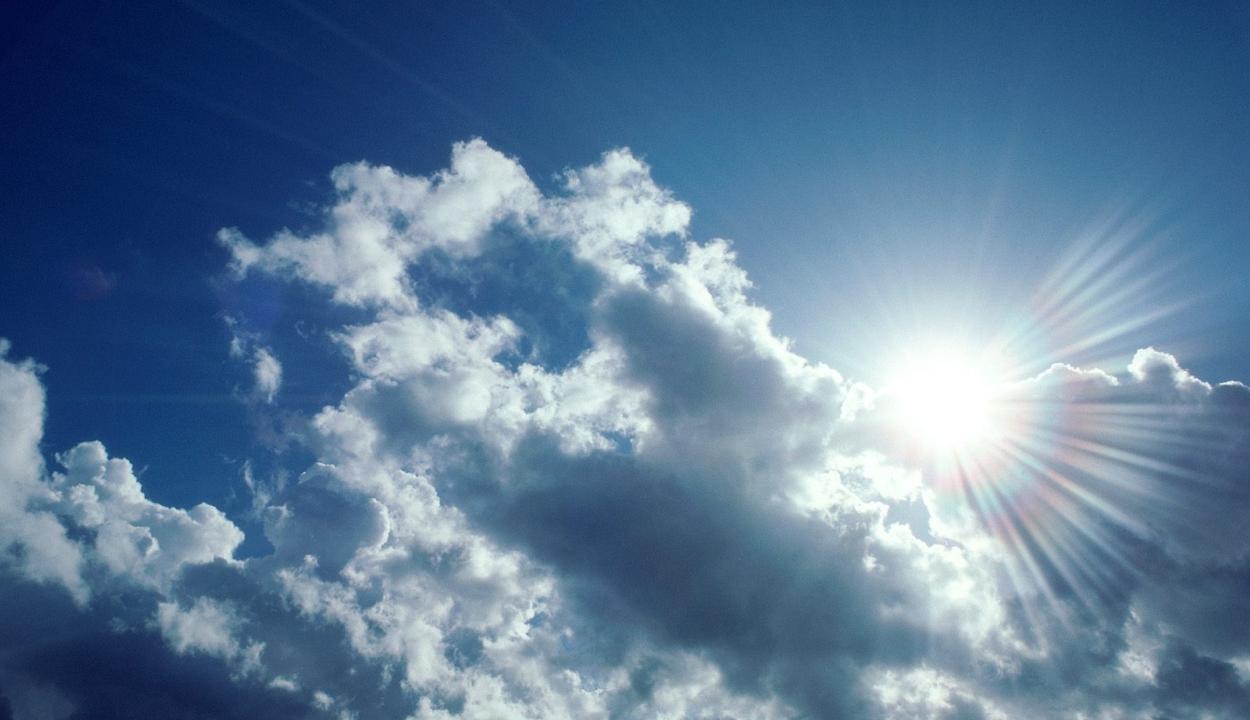 Szép idő és kevés csapadék várható a következő két hétben