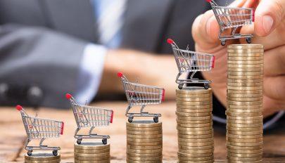 2,1 százalékon stagnált az éves infláció decemberben