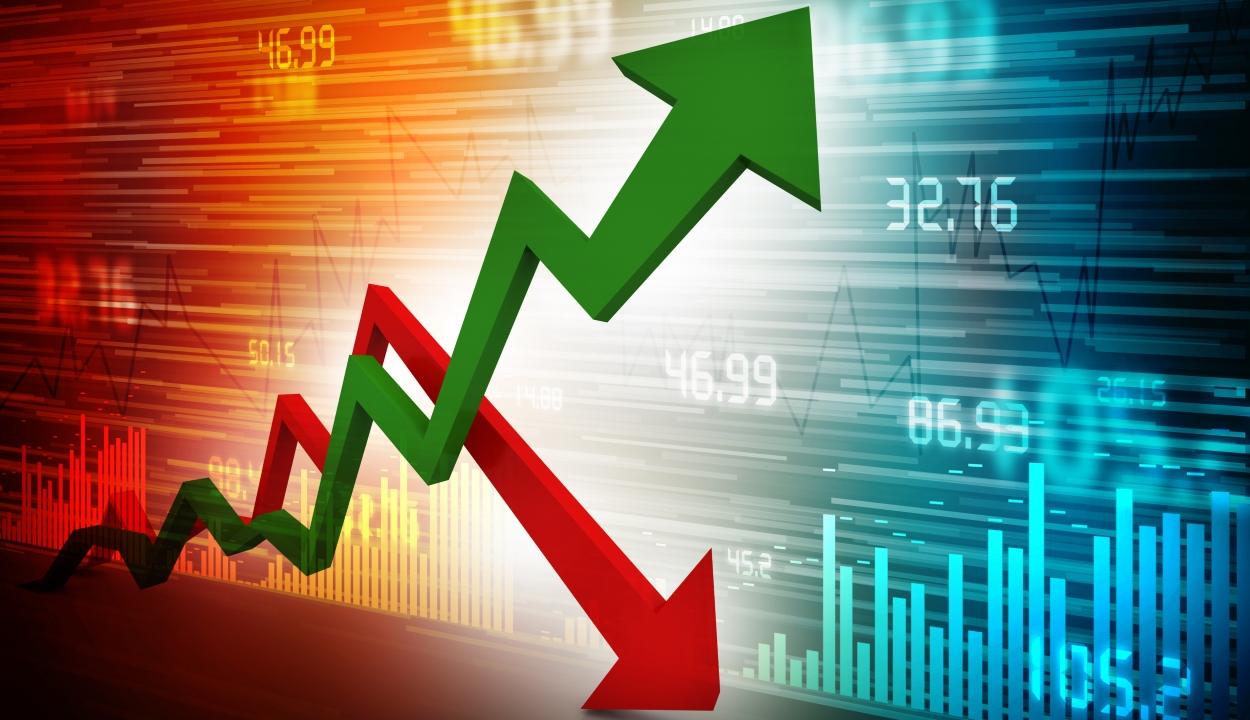 Enyhén lefelé módosította a statisztikai intézet az első fél éves gazdasági növekedést