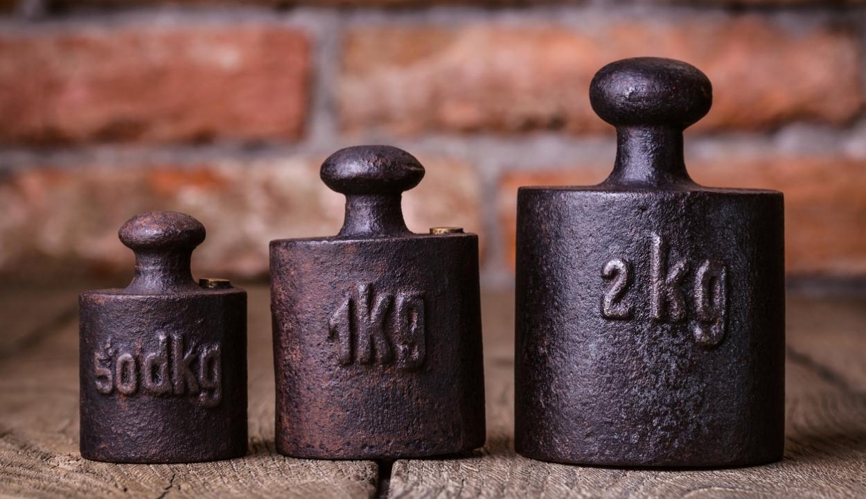Mostantól másképp mérjük a kilogrammot