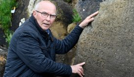 Kétezer euró ütheti a markát, ha megfejti ezt 230 éves feliratot
