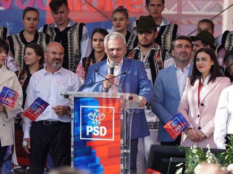 Dragnea: Băsescu és Johannis gyűlöletre és széthúzásra buzdította a népet