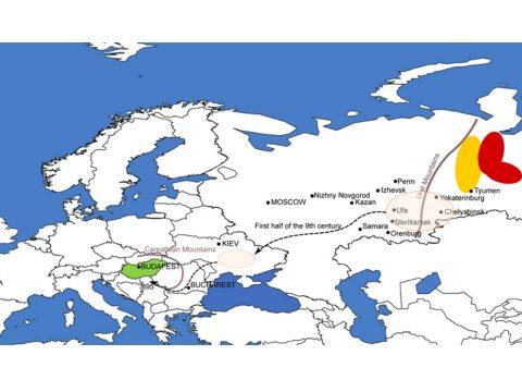 Julianus barát keleti magyarjainak genetikai nyomára bukkanhattak a kutatók