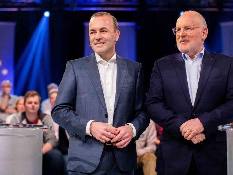 EU-tisztújítás: Budapest sem Weber, sem Timmermans jelöltségét nem támogatja