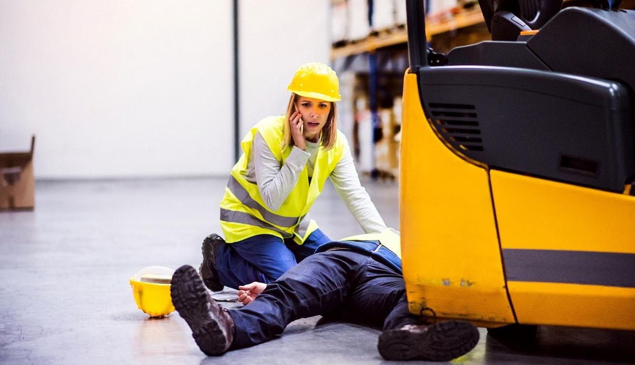 167 személy vesztette életét tavaly munkabalesetben