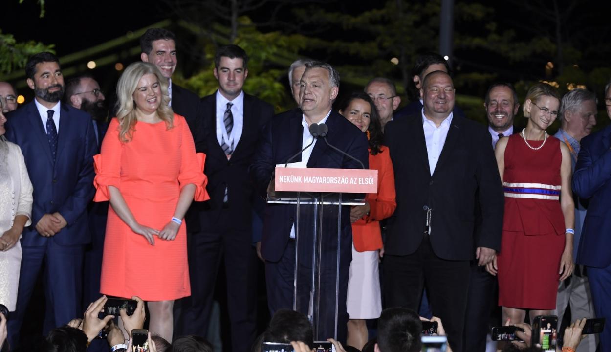 EP-választás: a Fidesz toronymagasan győzött Magyarországon