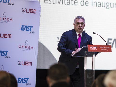 Orbán: Magyarország a közép-európai együttműködés erősítésére fordítja az erejét