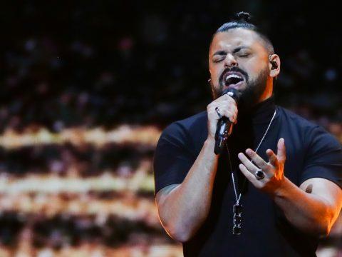 Eurovíziós Dalfesztivál: nem jutott a döntőbe Pápai Joci