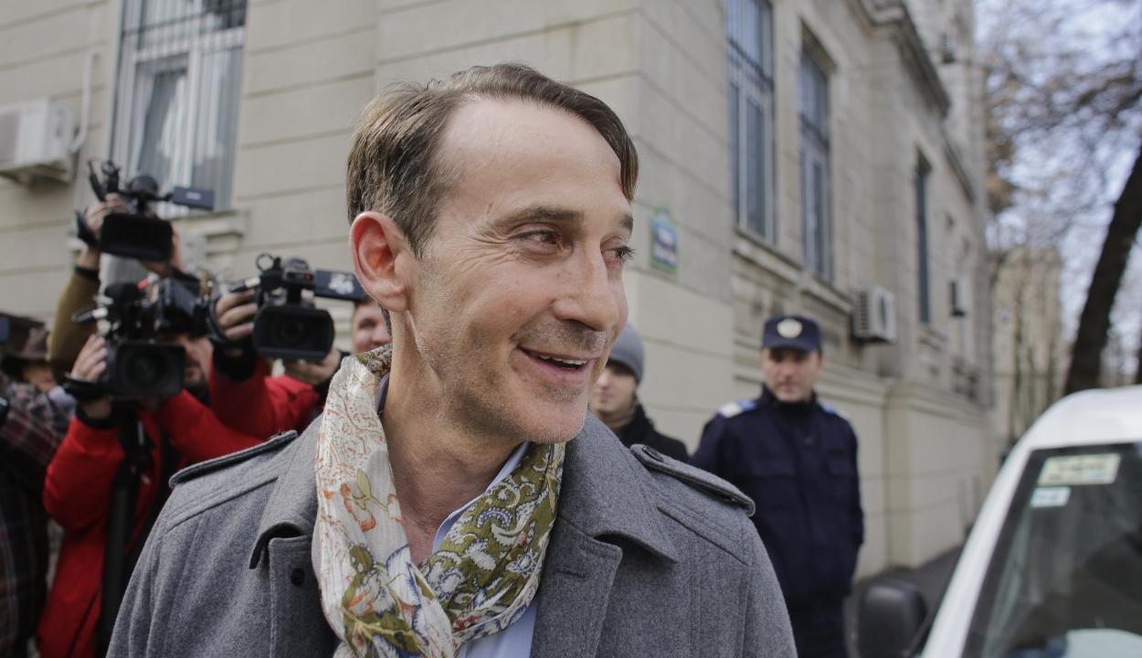 Vádat emelt a DNA Radu Mazăre volt konstancai polgármester ellen