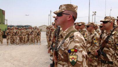 Meghalt egy román katona Afganitsztánban