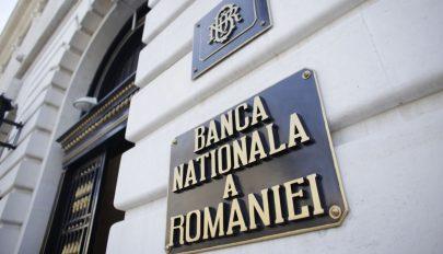 A Román Nemzeti Bank csökkentette az idei és a jövő évi inflációs előrejelzését