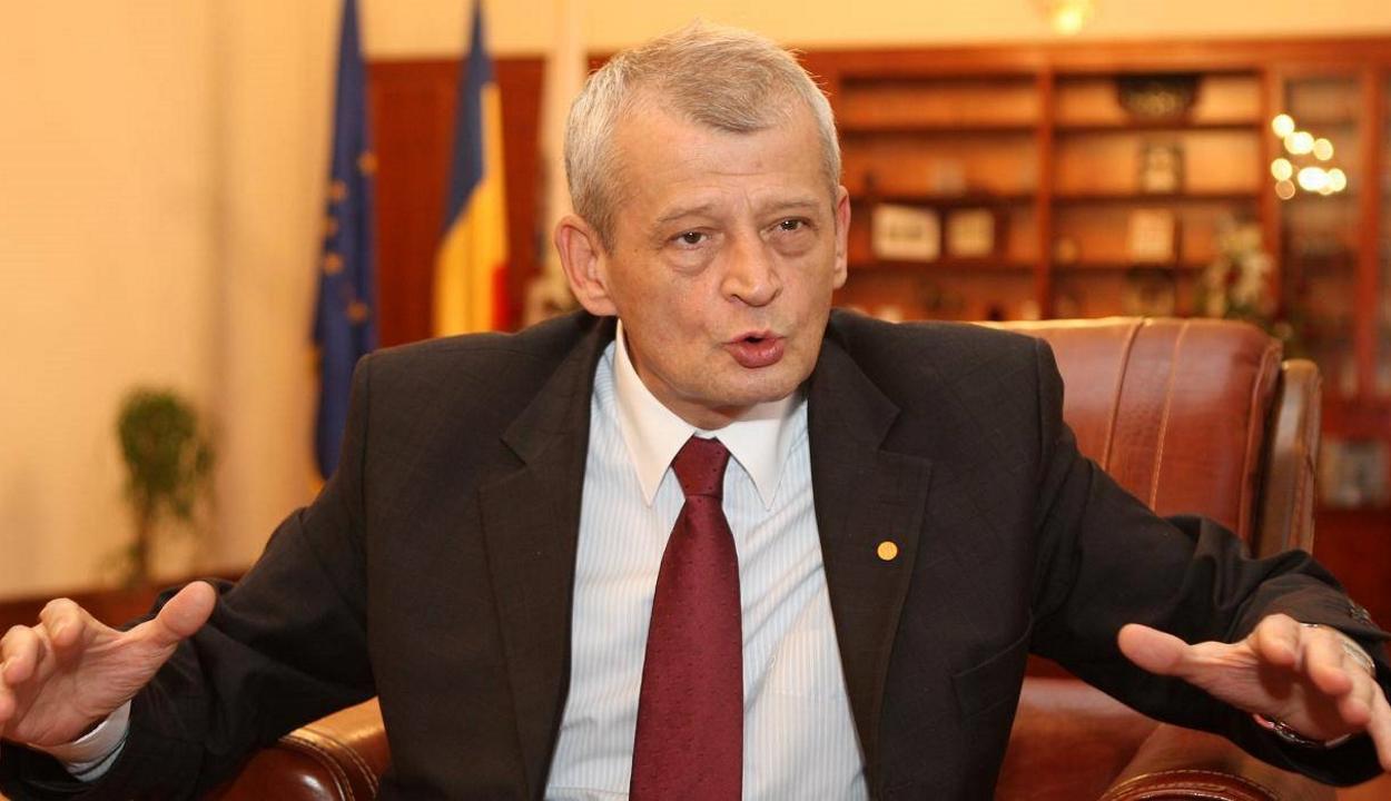 Letöltendő börtönbüntetésre ítélték Sorin Oprescu volt bukaresti főpolgármestert