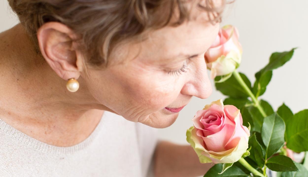 A szaglás elvesztése lehet a koronavírus-fertőzés egyik első tünete