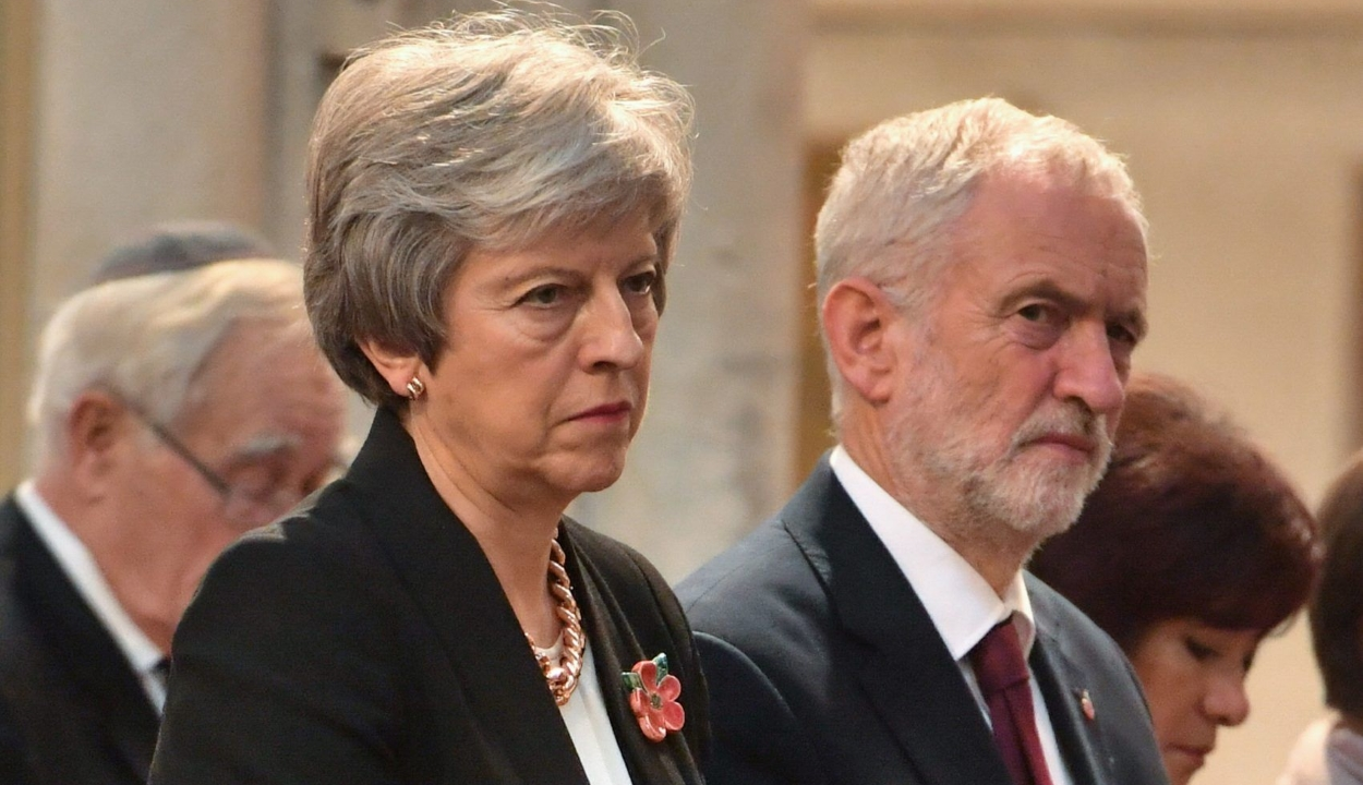 Brexit: a brit Munkáspárt nem tárgyal tovább a kormánnyal a kilépési megállapodásról