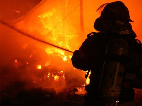 2018-ban 15 százalékkal kevesebb tűzeset volt, mint egy évvel korábban