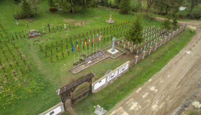 Úzvölgyi katonatemető: a védelmi tárca elkezdte a sírkert átvételének az előkészítését