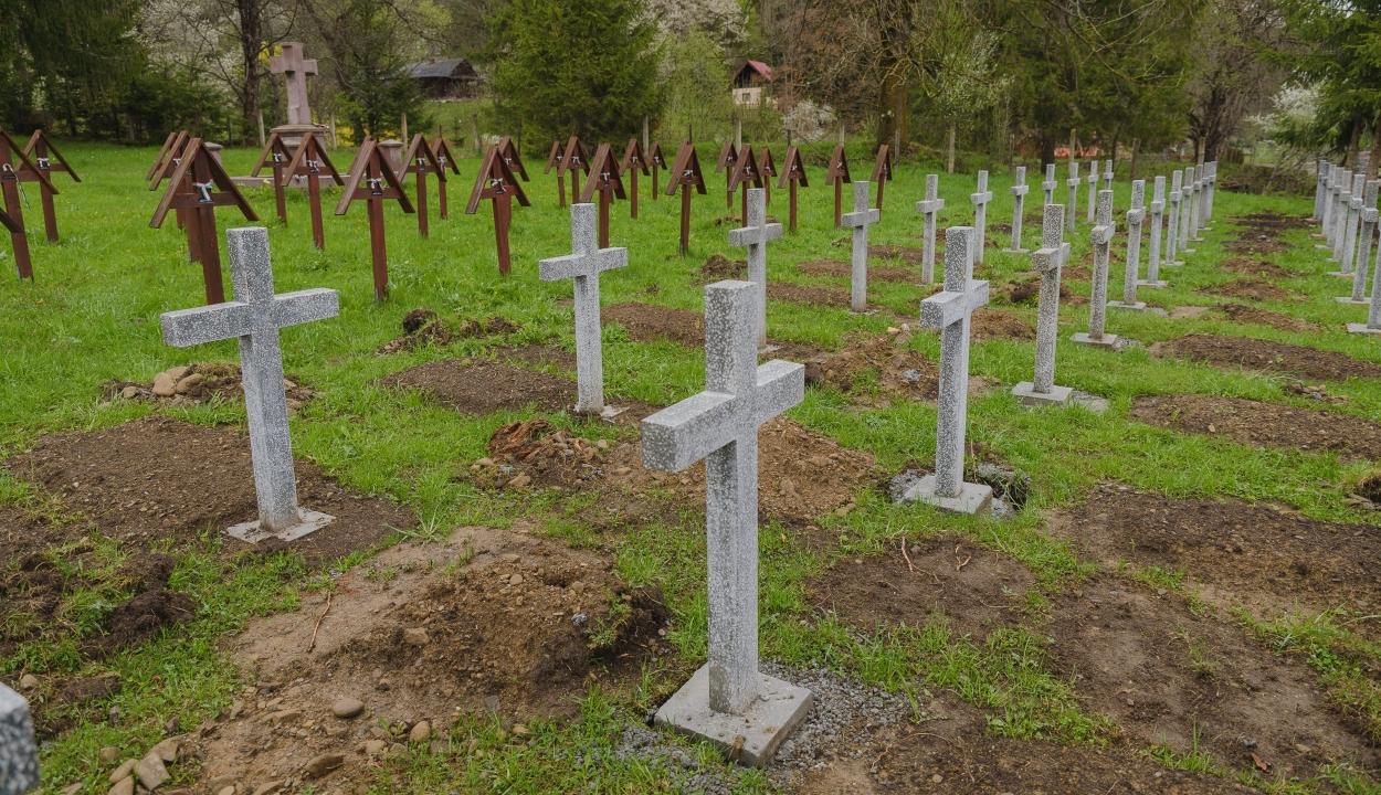 Csíkszentmárton jogi úton támadja meg az úzvölgyi temető telekkönyvezését