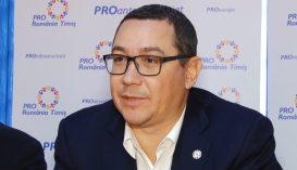 Ponta: Dăncilă tőlem is támogatást kért a kormányon maradásuk érdekében