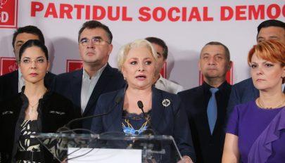 Rendkívüli kongresszust tart szombaton a PSD, négyen pályáznak az elnöki tisztségre