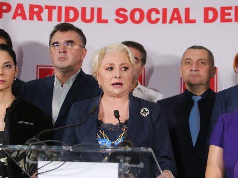 Dăncilă: Dragnea elítélése nehéz pillanat a PSD számára