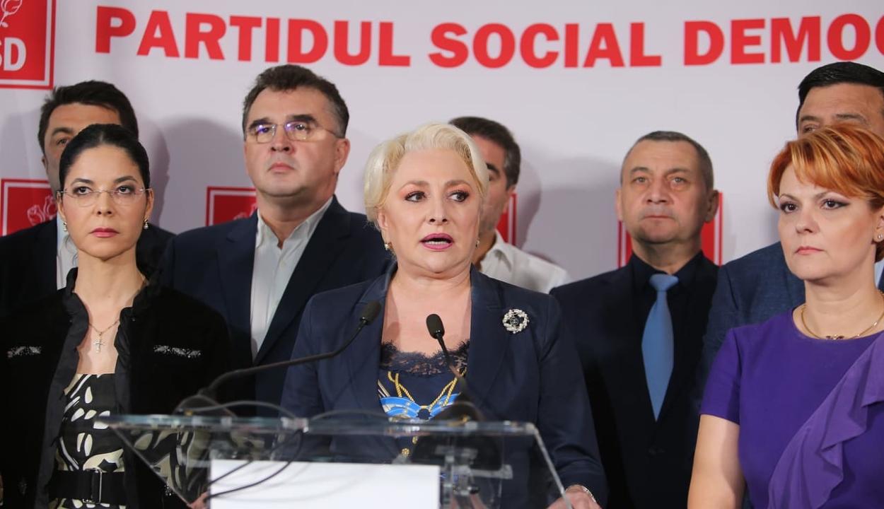 Dăncilă reméli, hogy nem lesz a PSD-ben újabb puccsista mozgalom