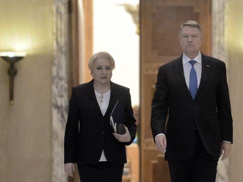 Újabb miniszterjelöltek kinevezését kérte az államfőtől Viorica Dăncilă miniszterelnök
