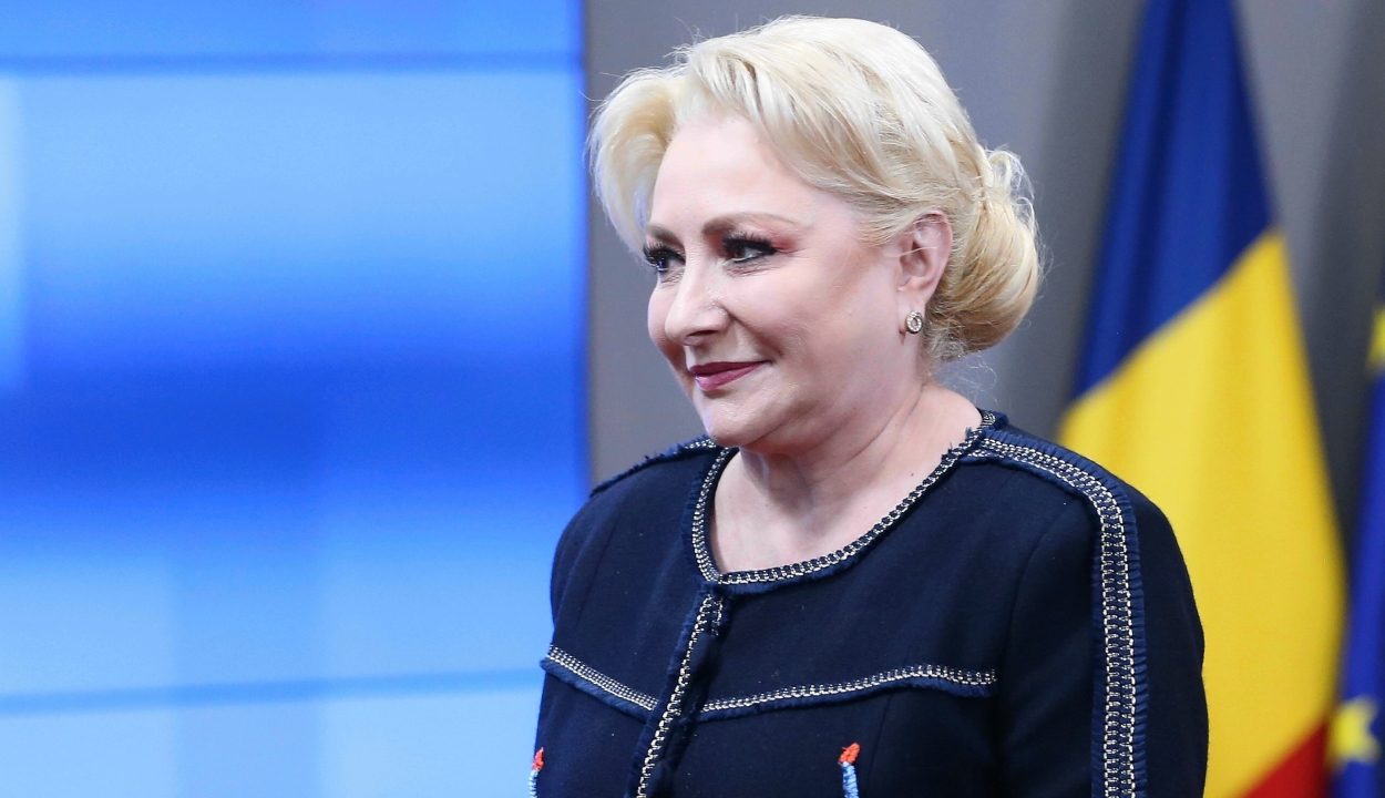 Viorica Dăncilă veheti át ügyvivő jelleggel a PSD elnökségét