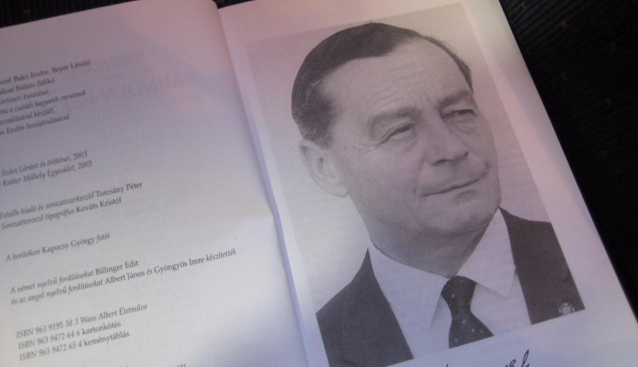 Wass Albert verseiből összeállított irodalmi műsor miatt vizsgálódik a rendőrség