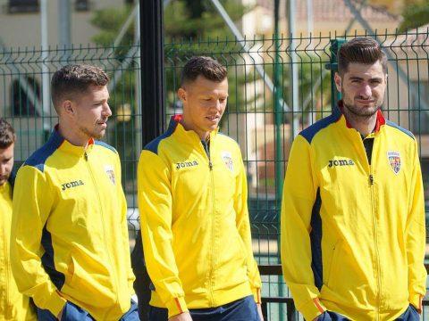 Jó eredményben bíznak az U21-esek