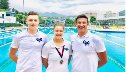 Úszóink svájci sikerei