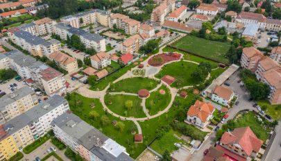 Kovács-kertből Wegener-park