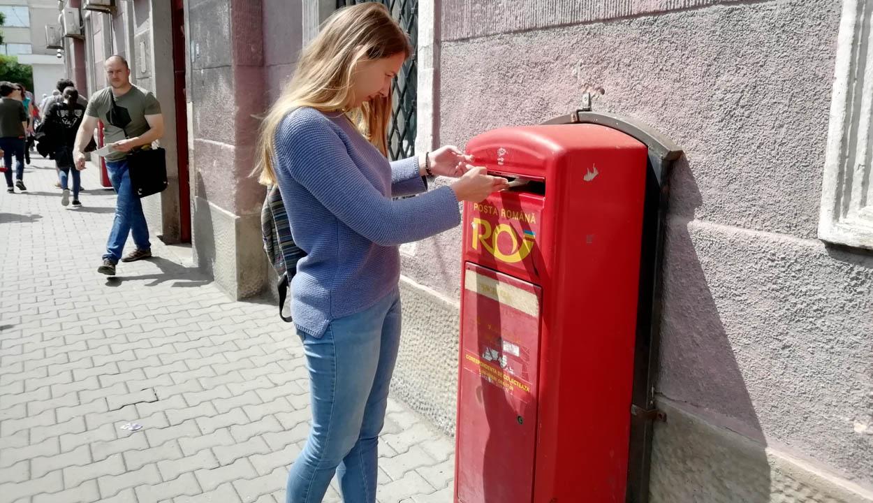 Nincs postáshiány
