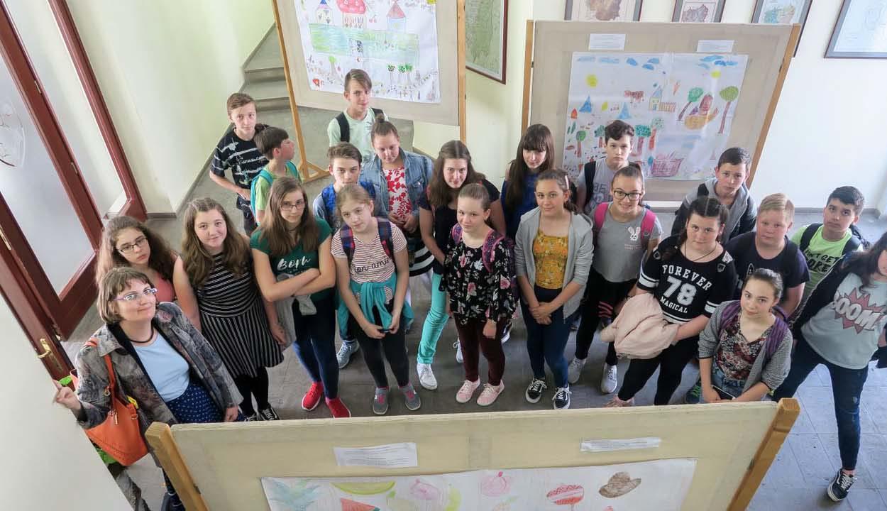 Rajzverseny óvodásoknak és iskoláknak