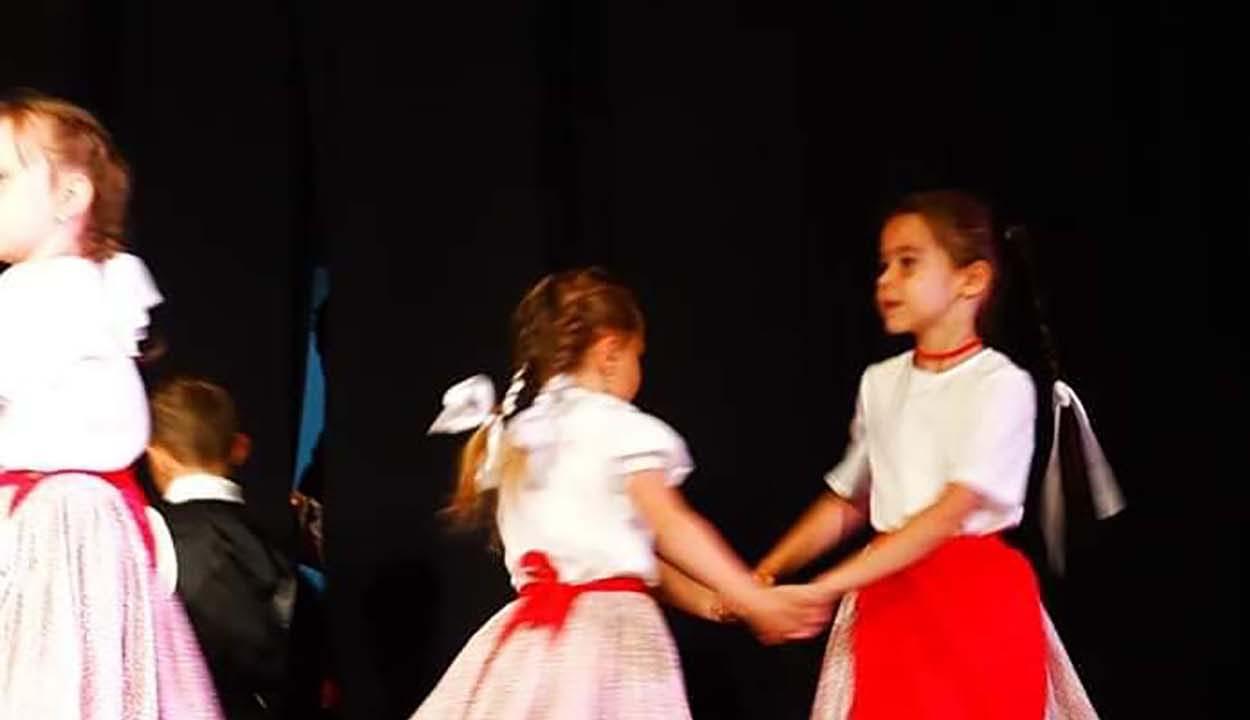 Tanévzáró a táncosoknál