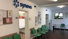Synevo gyűjtőközpont nyílt