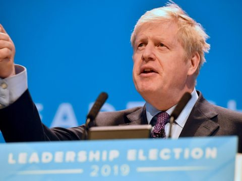 A britek zöme nem örül Boris Johnsonnak