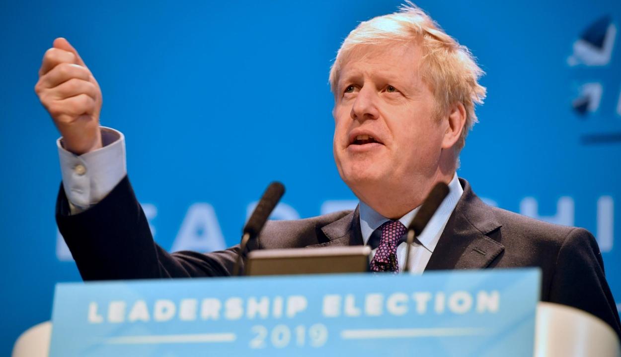 Johnson: nagyon csekély a megállapodás nélküli Brexit valószínűsége