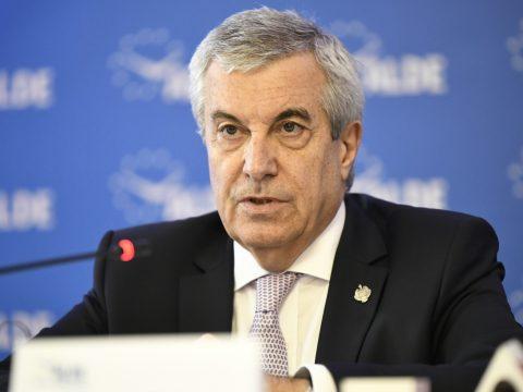 Tăriceanu: hétfőn a szenátus elé kerül a külföldi szavazást szabályozó törvénytervezet
