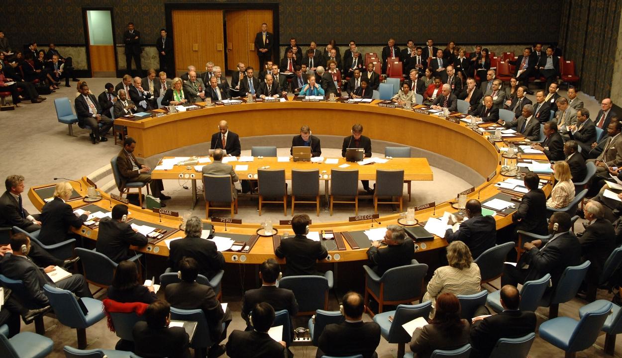Az ENSZ 75 éve