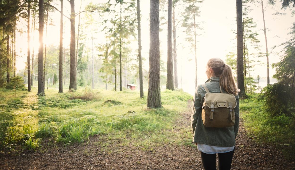 A természet hangjai csökkentik a stresszt
