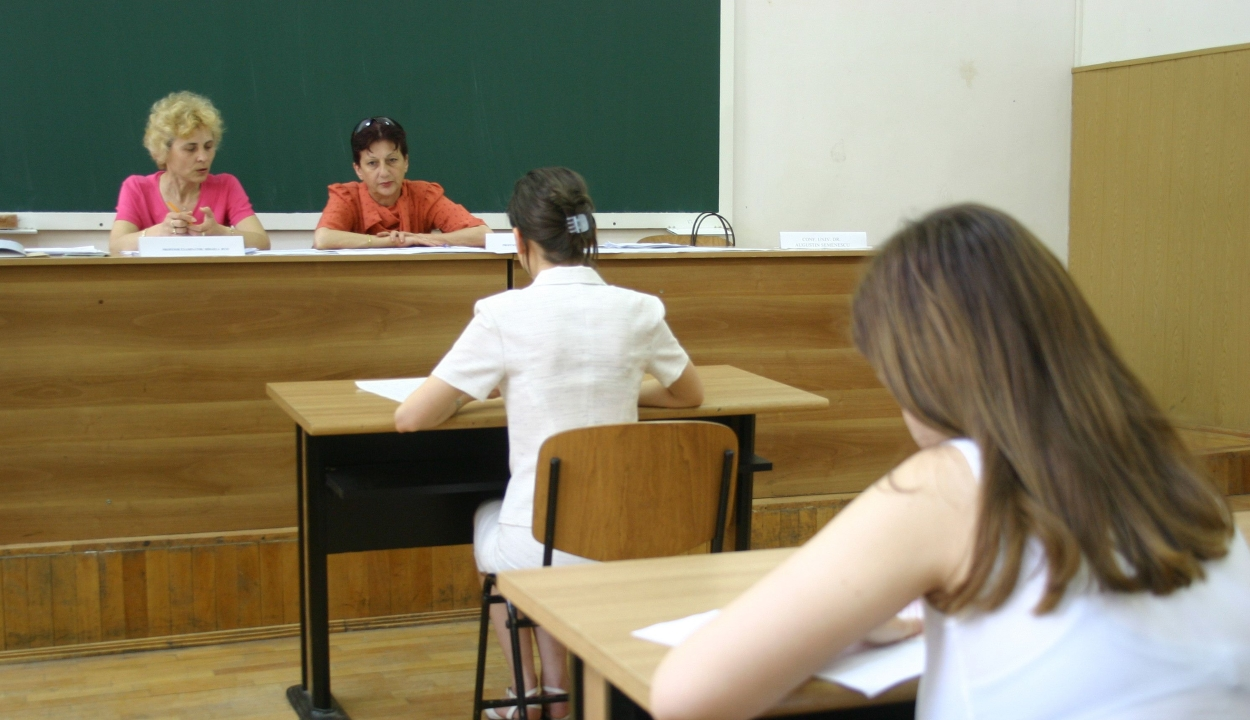 Megkezdődött az iratkozás az őszi érettségi vizsgára