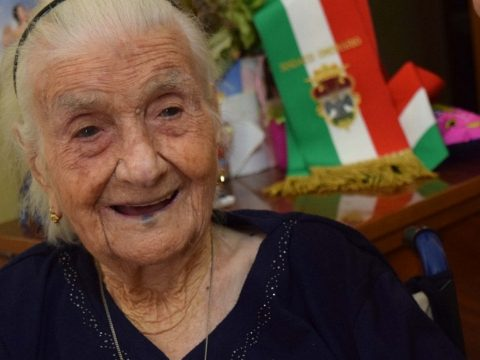 116 éves korában meghalt Európa legidősebb embere